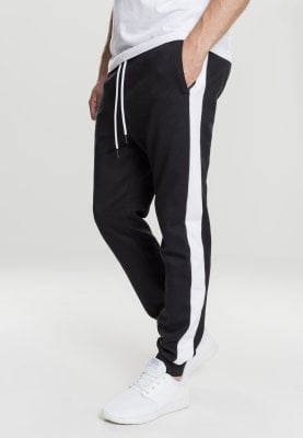 Striped traning pants men