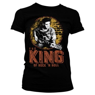 The King Of Rock´N´Roll Girly Tee