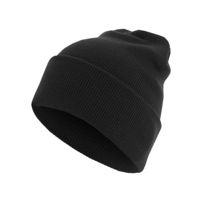 Ribbed beanie long 1
