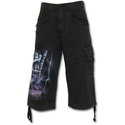 Rock Eternal 3/4 shorts 1