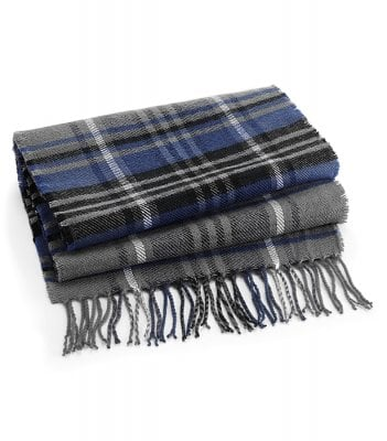 Checkered scarf 1