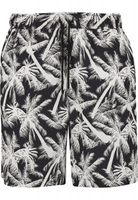 Shorts with white palms mens 1