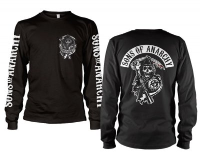 SOA Backpatch longsleeve
