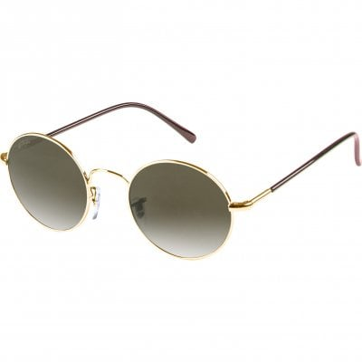 Sunglasses Flower Gold 1