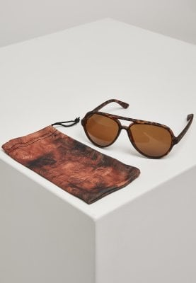 Sunglasses with amber bows