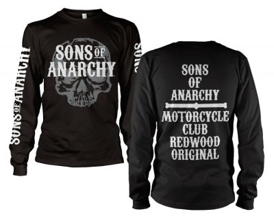 Sons Of Anarchy Motorcycle Club longsleeve