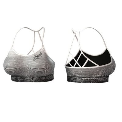 Stripes MF yoga sport-bra 1