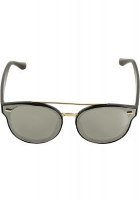 Sunglasses with large mirror glasses 1