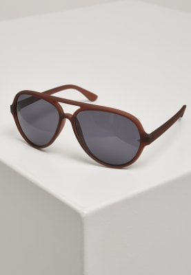 Sunglasses with brown bows 1
