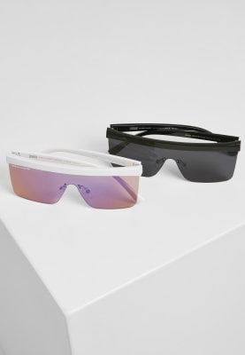Square sunglasses Rhodes 2-pack 1
