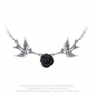 Necklace Love Returns rose