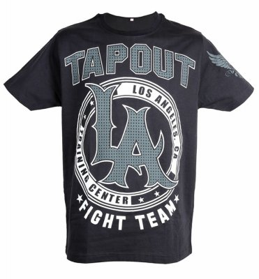 Tapout fight team t-shirt