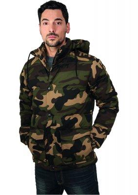 Vinterjacka Camo Jacket