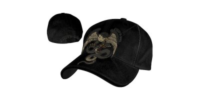 Miami Ink - Flexfit Cap Eagle Snake Fight