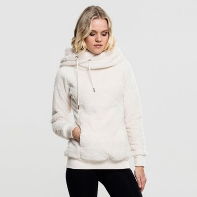 Teddy hoody lady