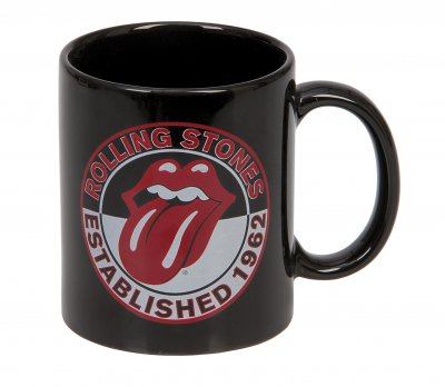 The Rolling Stones kaffemugg