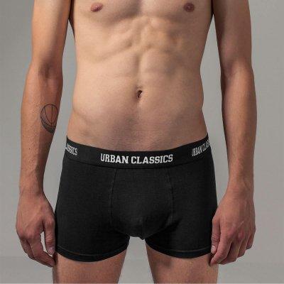 Urban Classics Underwear Boxer Shorts 2-Pack camo