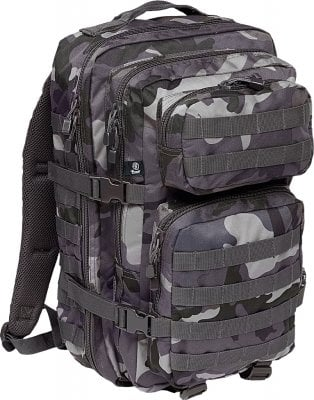 US Cooper backpack large camo 1
