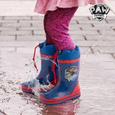 Paw Patrol Blue Rain Boots