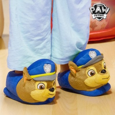 Chase House Slippers (Paw Patrol)