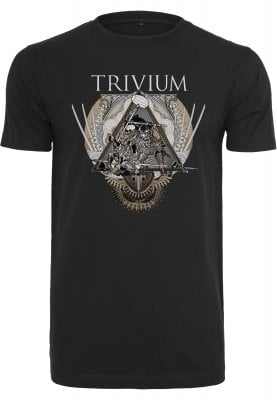 Trivium Triangular war tee