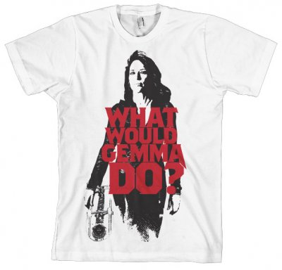 What Would Gemma Do t-shirt