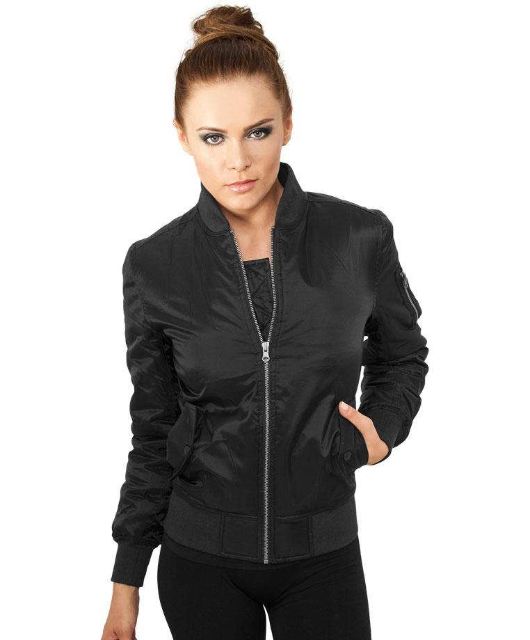Classic bomber jacket Jackets Womens