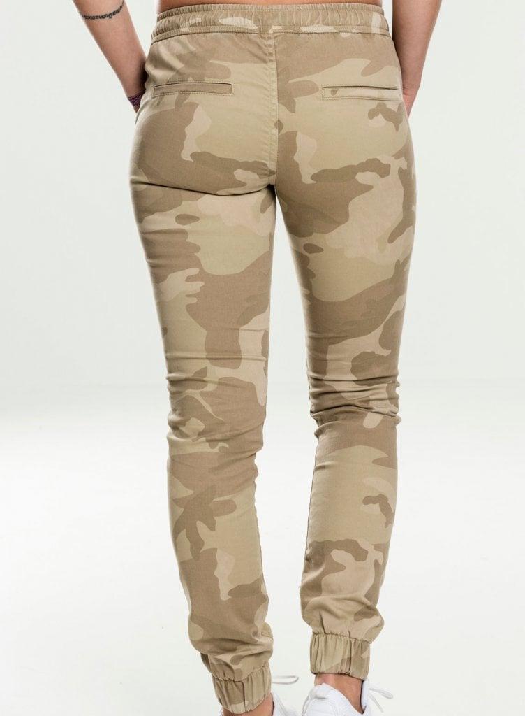 Ladies Camo Jogging Pants - Jeans - Womens - Oddsailor.com