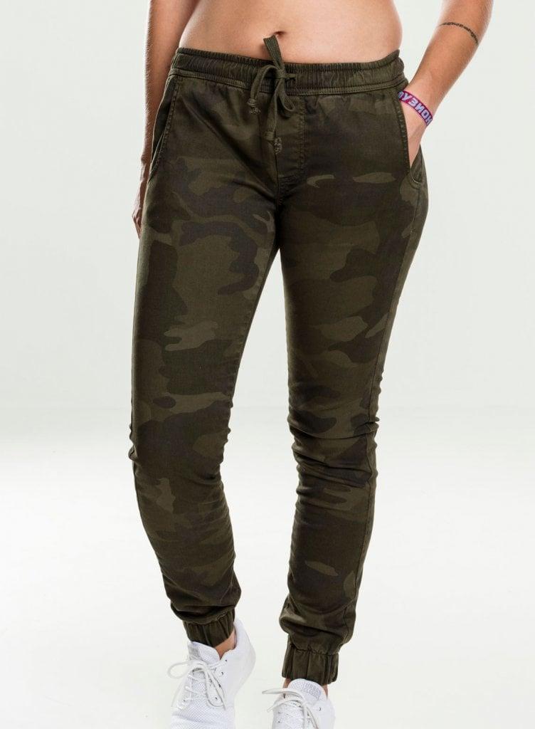 Ladies Camo Jogging Pants Jeans Womens Oddsailorcom