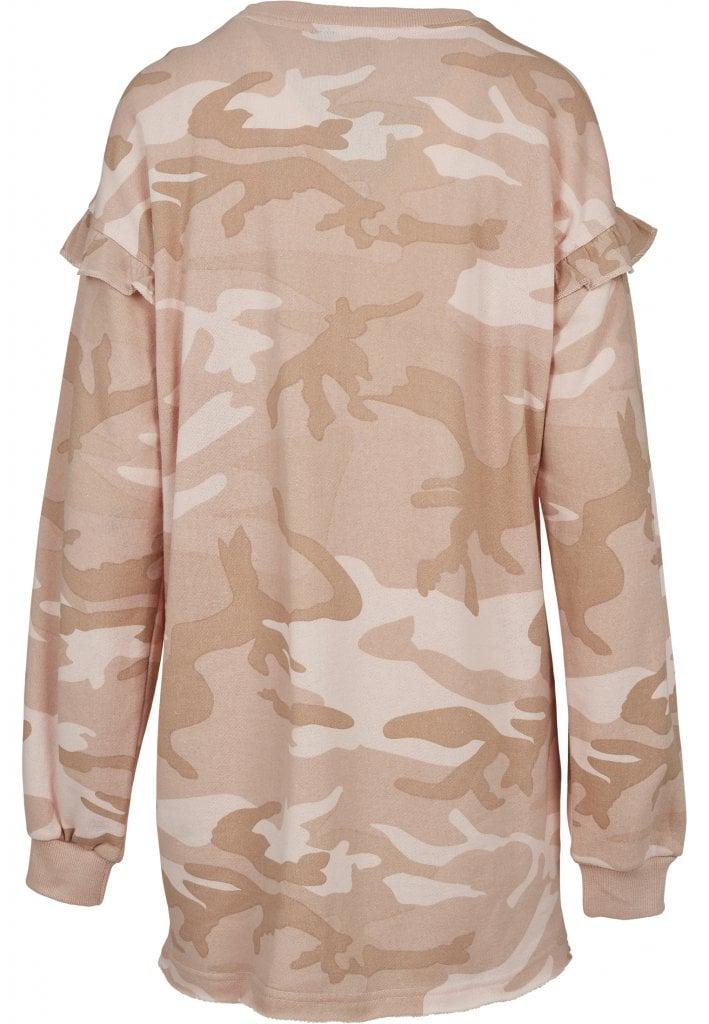 4ce54e6be4 Camouflage sweat dress - Dresses - Womens - Oddsailor.com