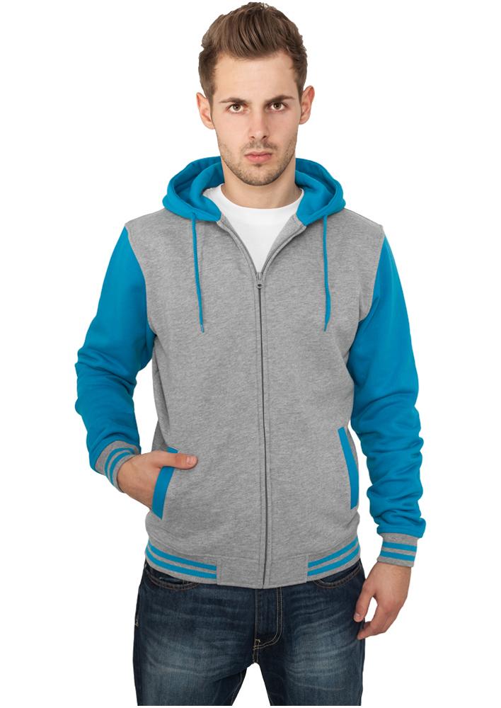 College zipped hoodie - Hoodies - Mens - Oddsailor.com
