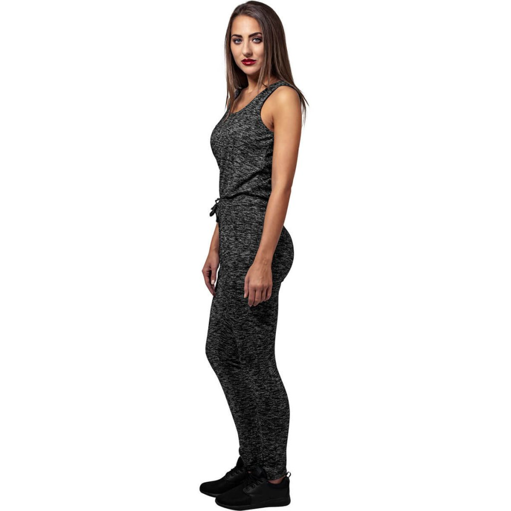 grå jumpsuit